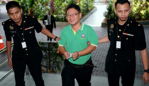 Bekas ADUN DAP Dipenjara 3 Tahun, Denda RM66,900