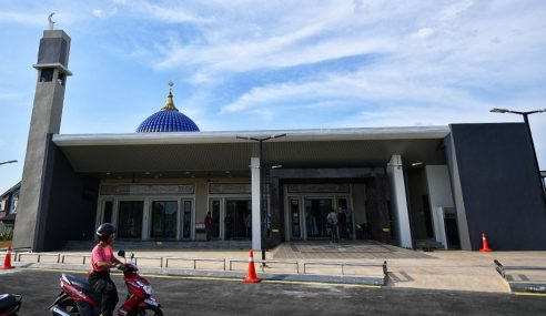 Masjid Hasil Pampasan 6 Mangsa Tragedi MH17 Dibuka