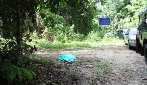 Mayat Bayi Berulat Ditemui Dalam Plastik Sampah