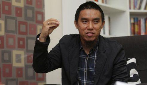 Firdaus Wong Puji Individu Lapor Dalang Video Zamri