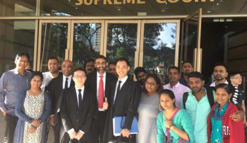 Singapura Tangguh Hukuman Mati Rakyat Malaysia