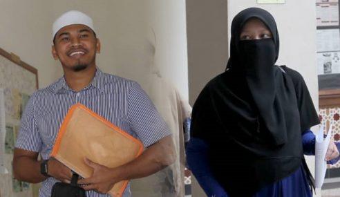 PU Abu, Ain 'Afini Kekal Suami Isteri