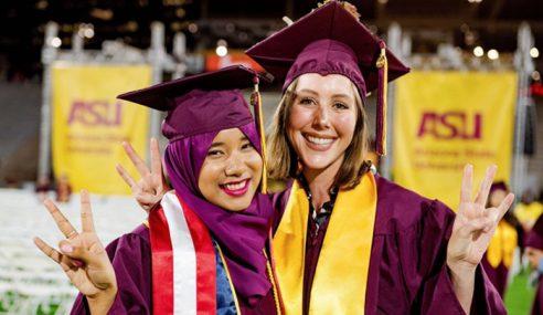 Pelajar Malaysia Cemerlang Di Universiti Arizona State