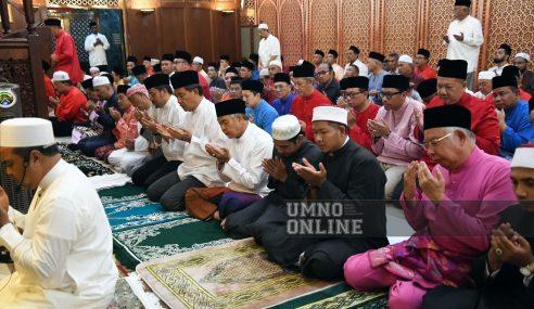 Politik Melayu, Islam Jaminan Masa Depan UMNO