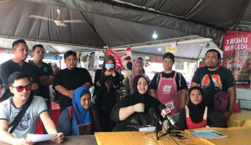 Peniaga Bazar Ramadan Desa Pandan Rugi Dikhianati DBKL