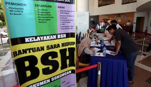 Permohonan Rayuan BSH 2019 Dibuka 1 Julai