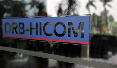 Untung Bersih DRB-Hicom Susut