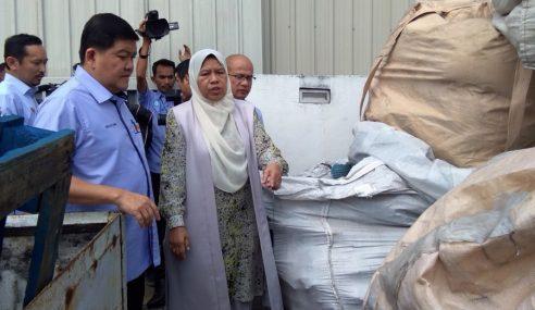 """Apa Kata Zuraida? Ampang Jaya Kawasan Sampah"""