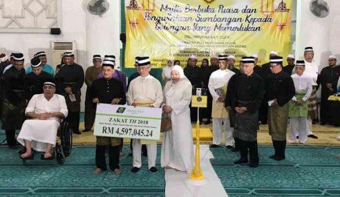"""""""Bersama Rakyat Besar Ertinya Buat Saya"""" – Agong"""