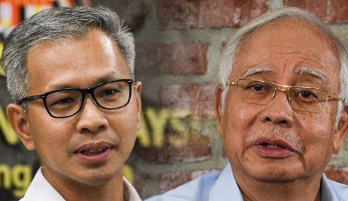 Najib Balas Tony Pua, Ajar Mengenai Pelaburan