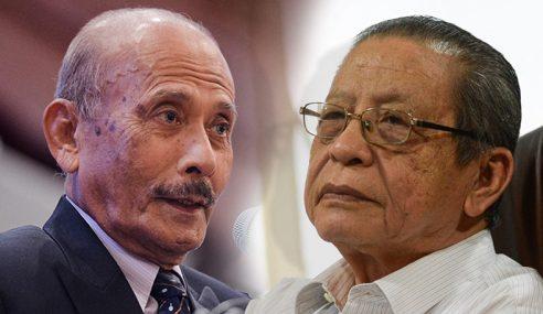 Kit Siang, Hanif Omar Bincang Selesaikan Kes Saman