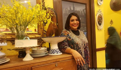 Francissca Peter Rasa Terhina Syed Saddiq Bawa BTS