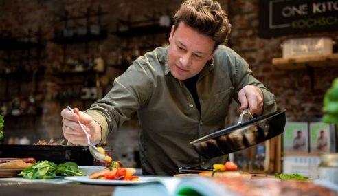 Bisnes Jamie Oliver Bankrap, 1,300 Bakal Hilang Kerja