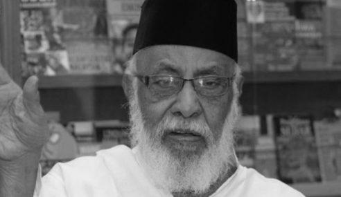 S. M. Mohamed Idris Meninggal Dunia