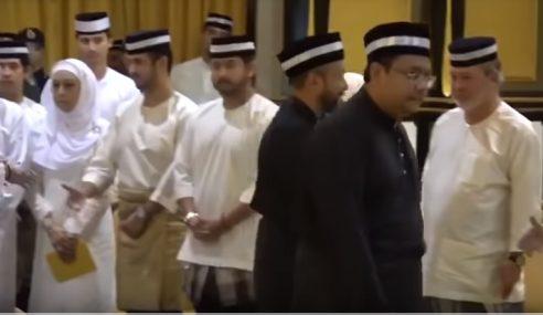 """""""Tak Salam Tak Semestinya Boikot"""" – Mahathir"""
