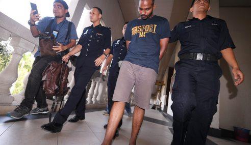 Belasah, Rompak MRT: Lelaki Dipenjara 18 Tahun