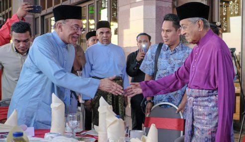 Mahathir Tekad Tidak Akan Biarkan Malaysia Berantakan