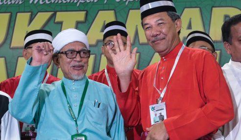 UMNO Sambut Baik Ucapan Dasar Presiden PAS