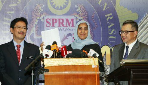 1MDB: SPRM Saman Lucut Harta 41 Responden RM270 Juta