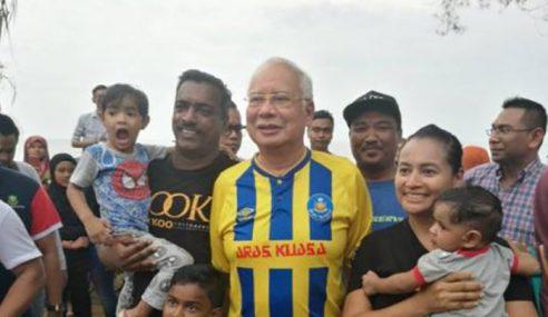 """SPRM Perlu Bukti Kata Itu Duit 1MDB"" – Najib"