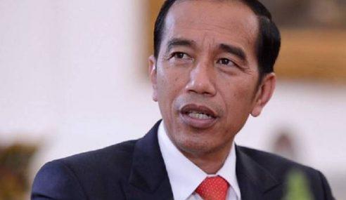 Jokowi Sah Presiden Indonesia