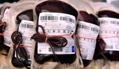 Bekalan Darah Di HRPZII Kritikal