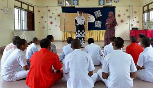 Pelajar 7A SPM Ke Penjara Gara-Gara Ketum