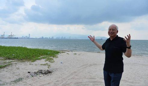 Najib Persoal Putrajaya Sedia Pertimbang Dana PIP P.Pinang