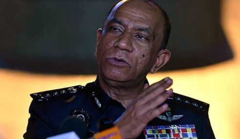 Mohd Khalil Dilantik Pengarah JSJN Bukit Aman
