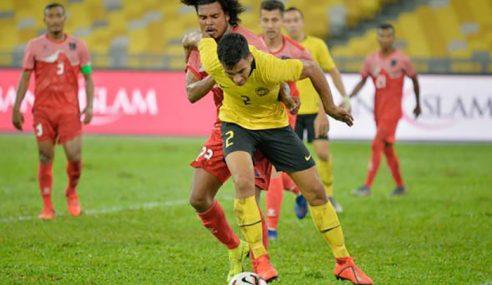 Kelayakan Piala Dunia: Malaysia Yakin Bertemu Timur Leste