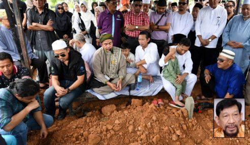 Jenazah A. Rahman Hassan Selamat Dikebumikan
