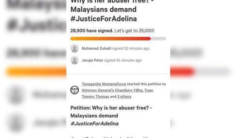 Petisyen Tuntut Keadilan Kematian Amah Indonesia