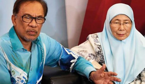 Anwar PM: Gesa Wan Azizah Berundur TPM Dahulu