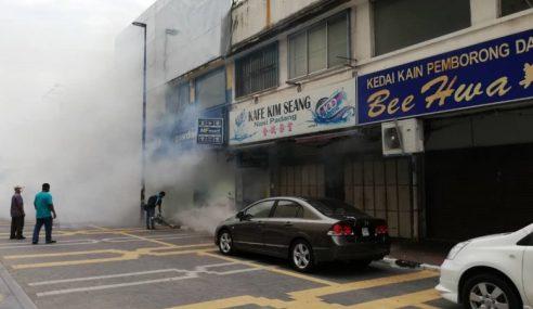 Simpang Kuala Lokaliti Baharu Kes Chikungunya