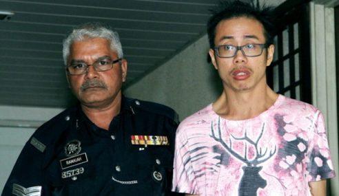 Alvin Chow Mengaku Hina Agama