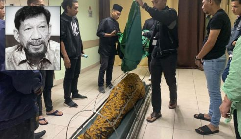 Datuk A. Rahman Hassan Meninggal Dunia