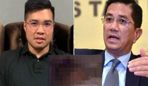 Jadah Apa UMNO Buat Video Libatkan Azmin?