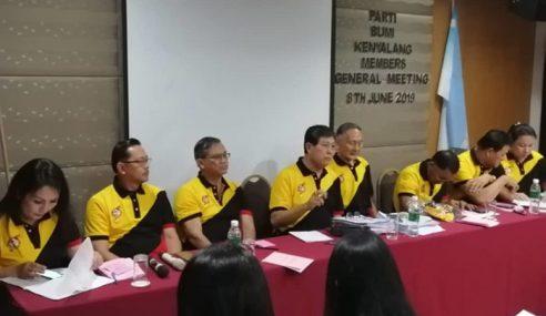PBK Mahu Bawa Sarawak Keluar Malaysia