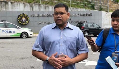 Sekretariat Suara Rakyat Lapor SPRM Terhadap Menteri