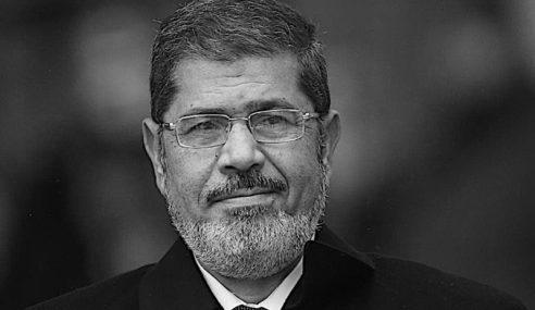 Morsi Meninggal Dunia, Rebah Di Mahkamah