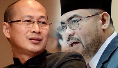 """Takkan Nak Sembelih Babi Di Masjid Baru Kata Salah"""