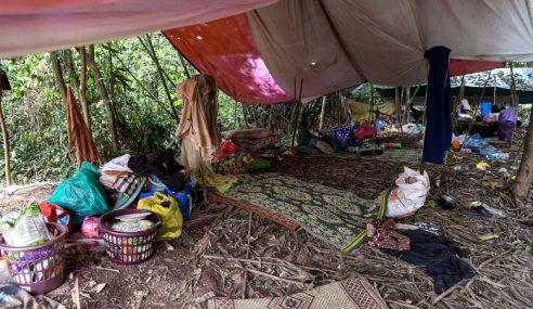 Orang Asli Kuala Koh: 4 Mayat Ditemui Setakat Semalam