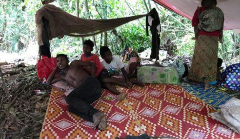 Orang Asli Kuala Koh Tagih Bantuan