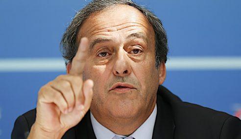 Platini Ditahan Angkara Skandal Piala Dunia 2022