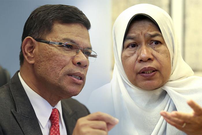 Saifuddin Nasihat Zuraida Jangan Burukkan Keadaan