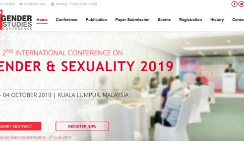 Persidangan Aktivis LGBT Di Malaysia Oktober Ini