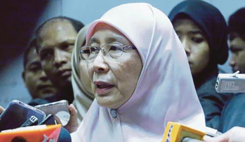 Tidak Ada Keperluan Letak Jawatan TPM – Wan Azizah