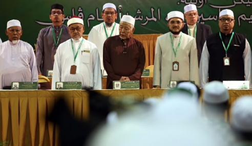 Usul Ta'awun Siyasi PAS-UMNO Diluluskan