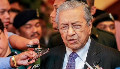 Mahathir Dakwa Hasil Siasatan MH17 Bermotif Politik