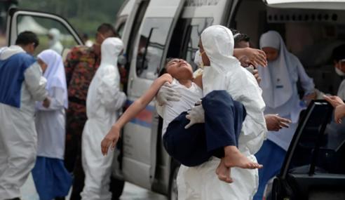 Sesak Nafas: Semua Sekolah, IPTA, Tadika Ditutup